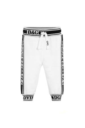 WHITE JOGGING DOLCE E GABBANA KIDS Dolce & Gabbana kids   9   L2JP4XFU7DUW0800