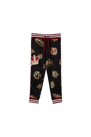 PANTALONE BAMBINO DOLCE E GABBANA KIDS Dolce & Gabbana kids | 9 | L4JPW4FS74NHNV93
