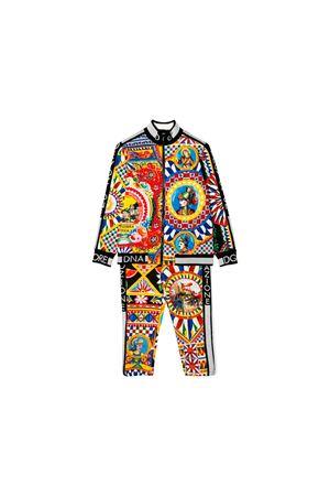 TUTA BAMBINO DOLCE E GABBANA KIDS Dolce & Gabbana kids | 19 | L4JY05G7SFAHHY98