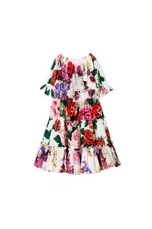 DOLCE E GABBANA KIDS FLORAL DRESS Dolce & Gabbana kids | 11 | L51DJ8LA317S9311