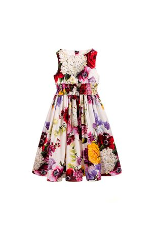 MIDI DRESS ORTENSIE DOLCE E GABBANA KIDS  Dolce & Gabbana kids | 11 | L51DK3HS5CXHAW86