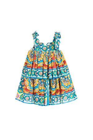 DOLCE E GABBANA KIDS SLEEVELESS DRESS Dolce & Gabbana kids   11   L51DO6G7SLOHREE5