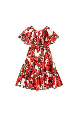 DOLCE E GABBANA KIDS LONG DRESS  Dolce & Gabbana kids | 11 | L51DP4HS5DPHAAA5