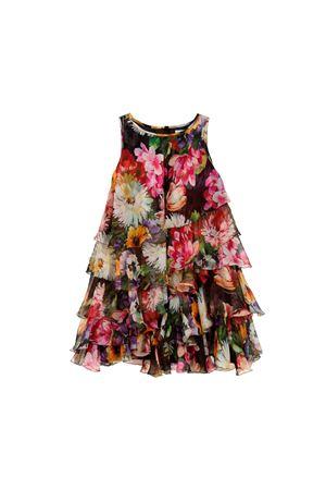 LONG DRESS DOLCE E GABBANA KIDS  Dolce & Gabbana kids | 11 | L51DP6HS13QHNT62
