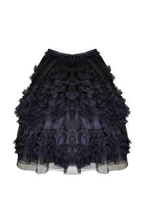 BLACK SKIRT IN TULLE DOLCE E GABBANA KIDS Dolce & Gabbana kids   15   L53I04LA314N0000