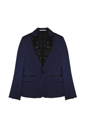 BLUE JACKET DSQUARED2 KIDS WITH PAILLETTES  DSQUARED2 KIDS | 3 | DQ039RD000TDQ858