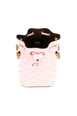 PINK BABY GIRL FENDI KIDS BAG FENDI KIDS | 31 | 8BS027A5PKF13DP