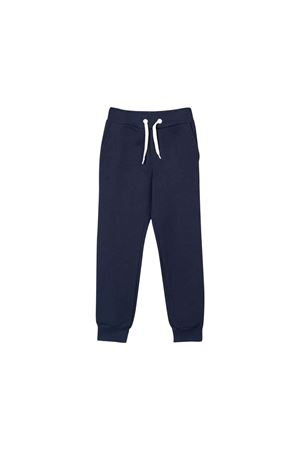 BLUE JOGGING TROUSERS FENDI KIDS  FENDI KIDS | 9 | JUF0015V0F15A4