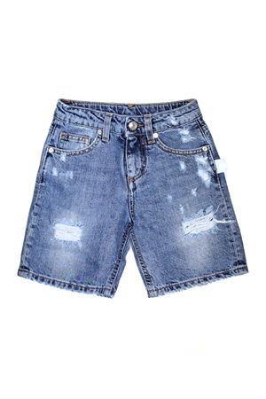 DENIM SHORTS BOY GCDS KIDS GCDS KIDS | 5 | 019519200