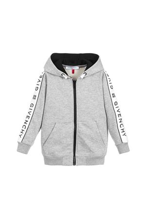 GREY SWEATER GIVENCHY KIDS FOR BOY Givenchy Kids | -108764232 | H15106A01
