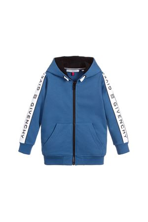BLUE SWEATSHIRT GIVENCHY KIDS TEEN Givenchy Kids | -108764232 | H25107831T
