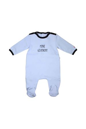 BLUE BABY SUIT GIVENCHY KIDS  Givenchy Kids | 1491434083 | H9704277D
