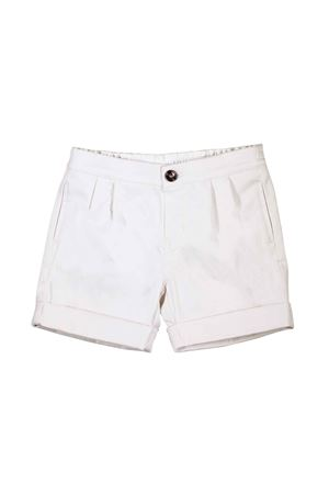 WHITE BABY SHORTS WITH PINCES GUCCI KIDS  GUCCI KIDS | 5 | 540799XWAA29764