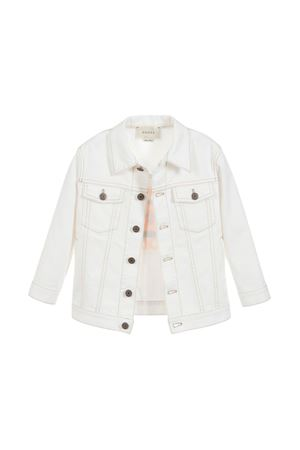 WHITE DENIM JACKET GUCCI KIDS  GUCCI KIDS | 3 | 547827XDAG59061
