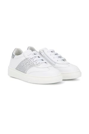 WHITE SNEAKERS HOGAN KIDS GIRL HOGAN KIDS | 12 | HXT3400BK20HBO0351