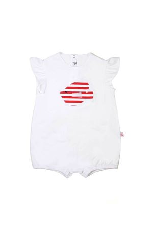 WHITE NEWBORN SUIT GUFO JUNIOR  IL GUFO | -1617276553 | P19TO196M00140137