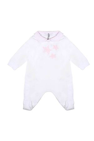 WHITE NEWBORN SUIT IL GUFO JUNIOR  IL GUFO | 1491434083 | P19TP248M00140131