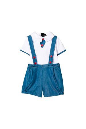BABY BLUE SALOPETTE JOHN RICHMOND KIDS  JOHN RICHMOND KIDS | 1481122335 | R9ED135DD07