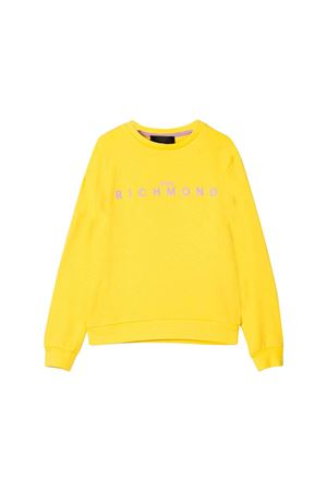 YELLOW SWEATSHIRT JOHN RICHMOND KIDS  JOHN RICHMOND KIDS | -108764232 | RBP19017FERULEMONLAVE