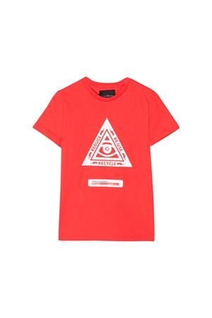 RED T-SHIRT JOHN RICHMOND KIDS TEEN  JOHN RICHMOND KIDS | 8 | RBP19194TSCVTRED2