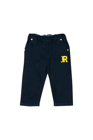 NEWBORN BLUE JOHN RICHMOND PANTS  JOHN RICHMOND KIDS | 9 | RIP19006PANAPEACLEMON