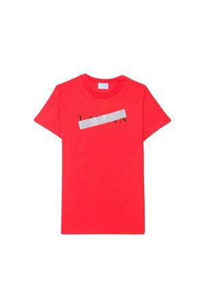 RED T-SHIRT LANVIN JUNIOR Lanvin | 8 | 4K8021KA050414