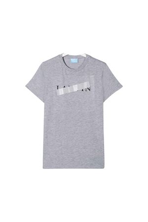 LANVIN JUNIOR GRAY T-SHIRT  Lanvin | 8 | 4K8021KB010905