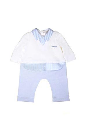 NEWBORN SUIT WHITE AND BLUE BY LE BEB Le beb | 1491434083 | LBB1714BC