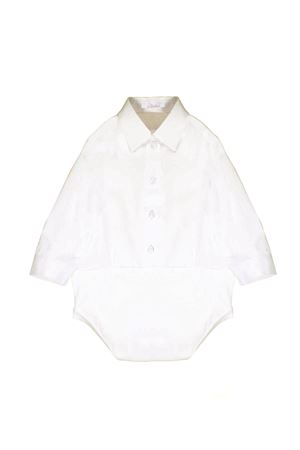 NEWBORN WHITE SHIRT WITH BODY LE BEBÈ JUNIOR Le bebè | 6 | LBB1723SETA