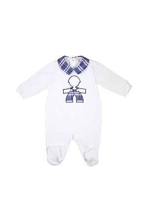 WHITE BABY SUIT LE BEBÈ  Le bebè | 1491434083 | LBB1857SETA