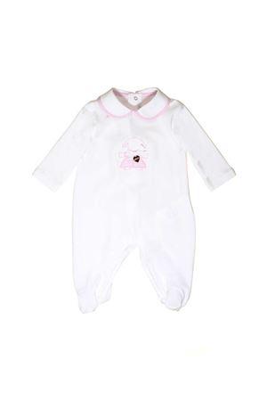 WHITE BABY SUIT LE BEBÈ JUNIOR Le bebè | 1491434083 | LBG1872SETA