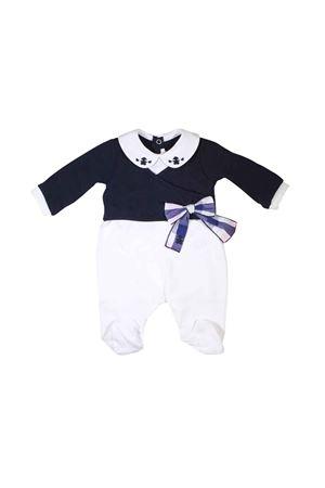 WHITE AND BLUE BABY LE BEBÈ Le bebè | 1491434083 | LBG2034BB