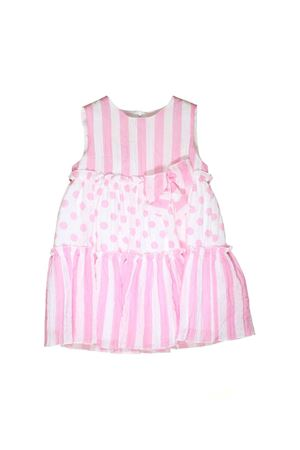 GIRL PINK DRESS LE BEBÈ JUNIOR  Le bebè | -675681197 | LBG2174BR