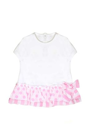 WHITE NEWBORN T-SHIRT LE BEBÈ JUNIOR  Le bebè | 8 | LBG2175BR