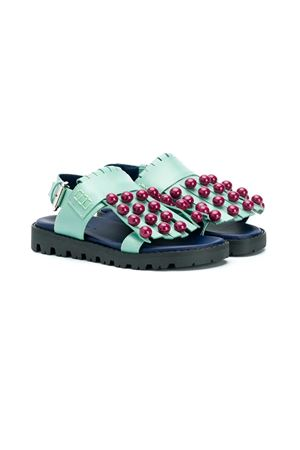BLUEMARINE SANDALS MARNI KIDS GIRL MARNI KIDS | 12 | 588211