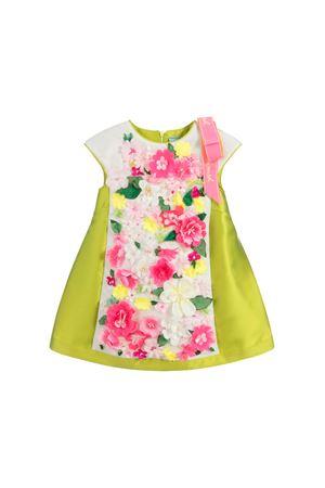 ACID GREEN DRESS GIRL MI.MI.SOL. KIDS MI.MI.SOL | 11 | EMF012ST1269V504