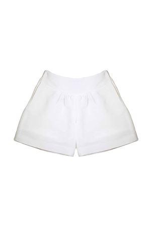 WHITE SHORTS MI.MI.SOL GIRL MI.MI.SOL | 30 | EMF810ST0610B003