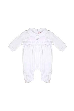 WHITE BABY MISS BLUMARINE SUIT Miss Blumarine | 1491434083 | MBL1175PANNA