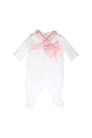BABY GIRL SUIT MISS BLUMARINE JUNIOR Miss Blumarine | 1491434083 | MBL1356SETA