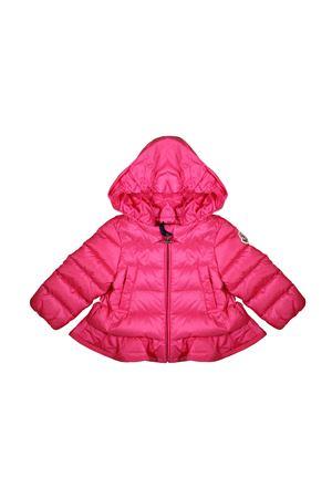 FUCHSIA BABY JACKET MONCLER KIDS VESLE  Moncler Kids | 13 | 463039953048546