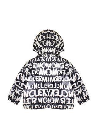 5c01c94d ... BLACK JACKET COSSON MONCLER KIDS Moncler Kids   13   4118805539GX999