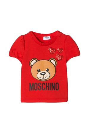 MOSCHINO KIDS | 8 | MDM02ALBA1050316