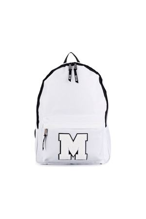 WHITE BABY BACKPACK MSGM KIDS  MSGM KIDS | 279895521 | 018463001