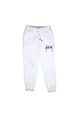 JOGGING TROUSERS MSGM KIDS MSGM KIDS | 9 | 018617001