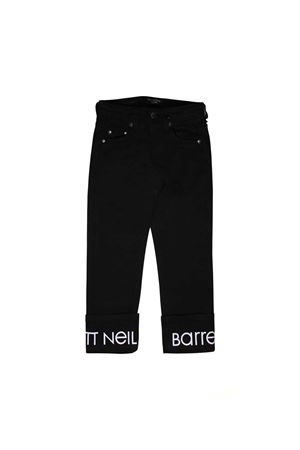 BLACK TROUSERS NEIL BARRETT KIDS  NEIL BARRETT KIDS | 9 | 018774110