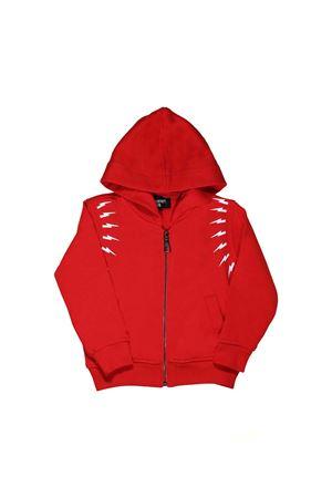 RED SWEATER NEIL BARRETT KIDS NEIL BARRETT KIDS | -108764232 | 018851040