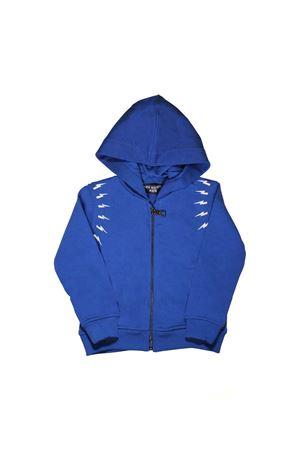 FELPA BLUE ROYAL NEIL BARRETT KIDS NEIL BARRETT KIDS | -108764232 | 018851130