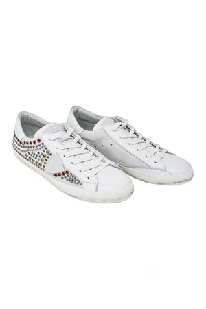 WHITE AND GREY SNEAKERS PHILIPPE MODEL KIDS TEEN PHILIPPE MODEL KIDS | 12 | CLL0TDC1