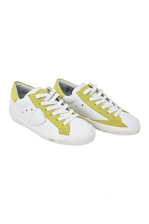 WHITE SNEAKERS PHILIPPE MODEL KIDS  PHILIPPE MODEL KIDS | 12 | CLL0VX1