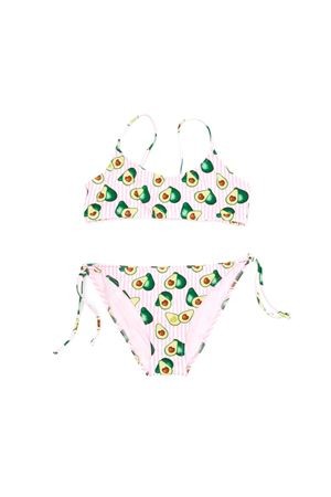 JAIDEN BIKINI GIRL SAINT BARTH KIDS  MC2 SAINT BARTH KIDS | 85 | JAIDENHRPT02